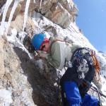 Скальный полигон в Ала-Арче
