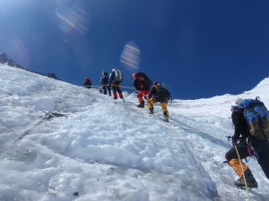 Кто последний на Эверест?