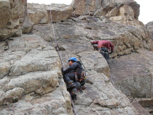 Учимся пихать железки в скалу