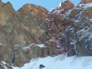 Некрасов скалы